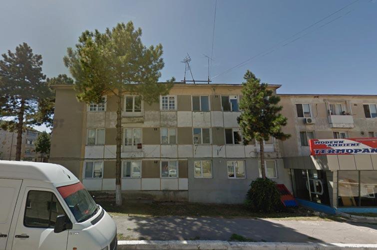 Apartament 3 camere, 61,20mp, Babadag, jud. Tulcea