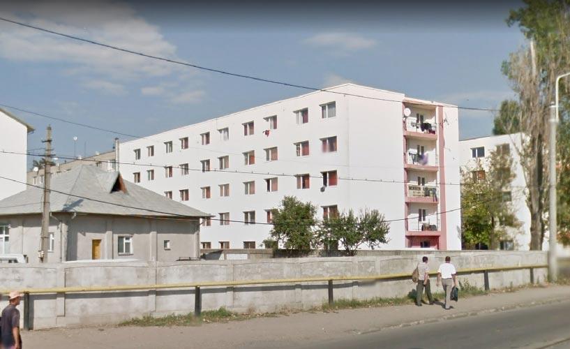 Bloc garsoniere S+P+4E 582,36mp + teren intravilan 1.367mp, Ploiesti, jud. Prahova