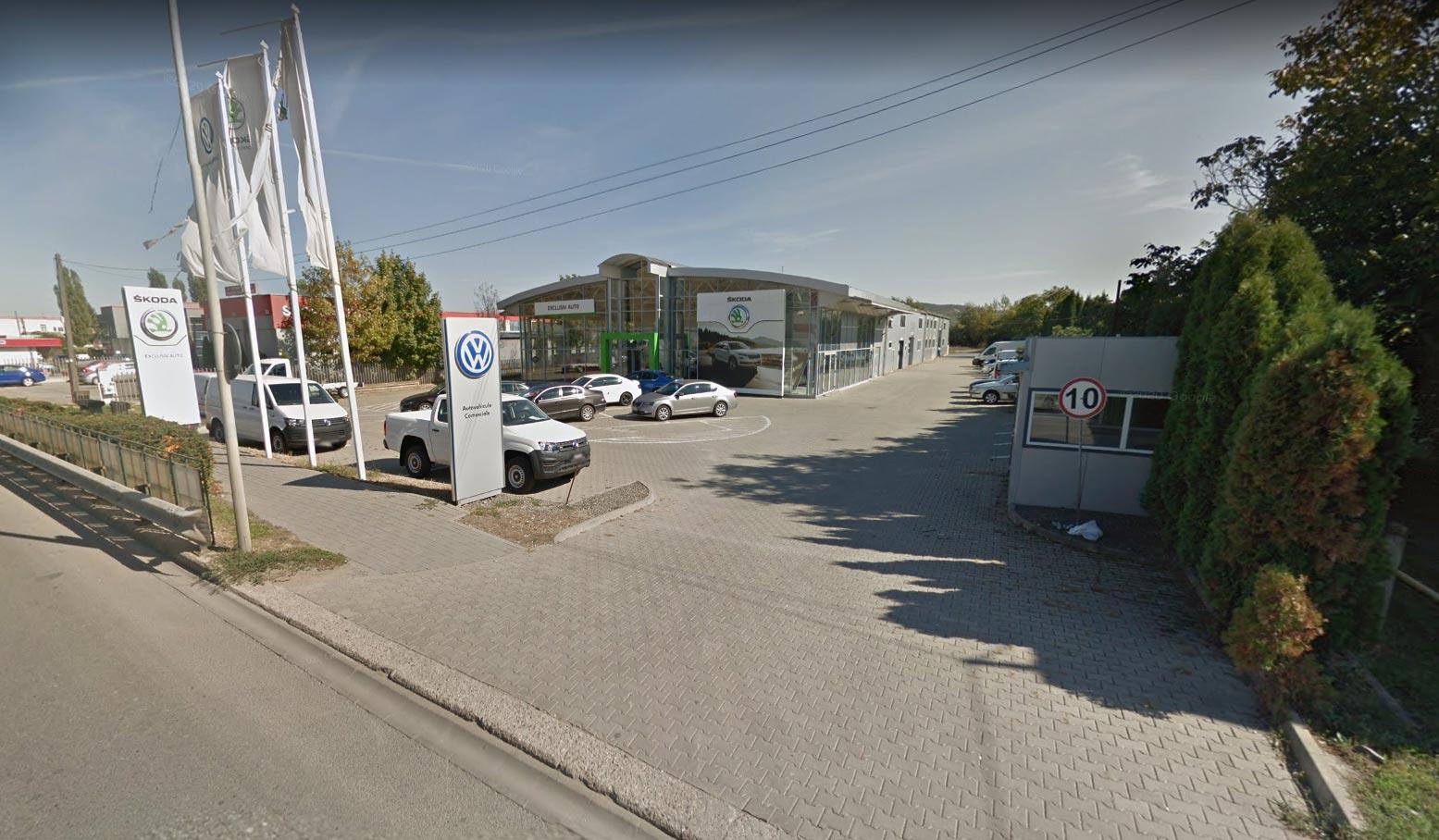 Spatiu comercial 979mp + extindere 684mp + teren intravilan 7.952mp, Alba Iulia, jud. Alba