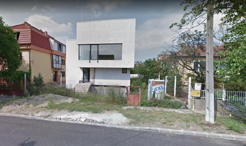 Vila D+P+E nefinalizata + teren intravilan 494mp, Timisoara, jud. Timis