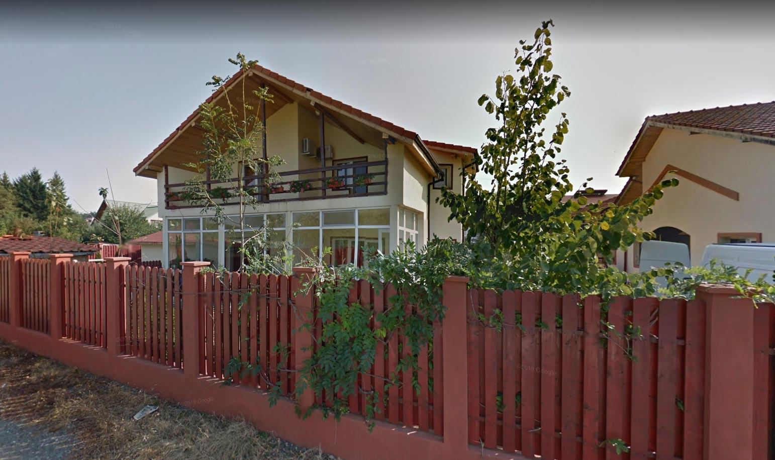 Vila 153mp + garaj + foisor + teren intravilan 1.191mp, Mogosoaia, jud. Ilfov