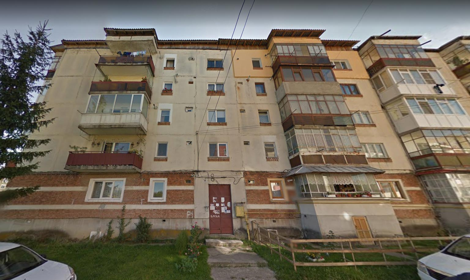 Apartament 2 camere, 52,92mp, Campulung, jud. Arges