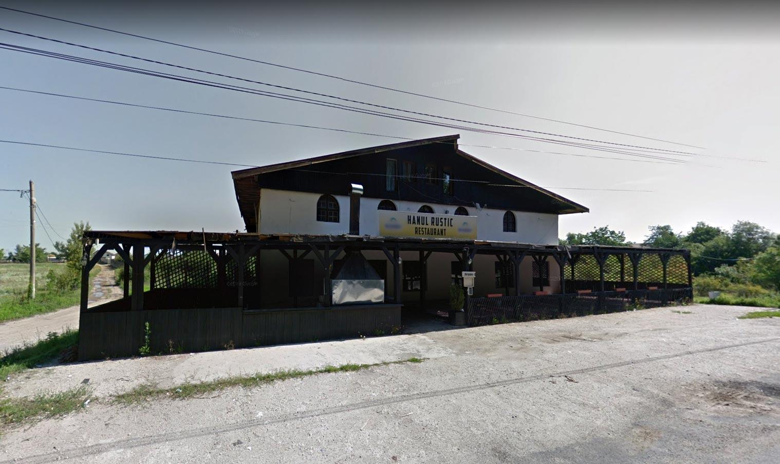 Restaurant P+E+M + teren intravilan 1.100mp, Ciorogarla, jud. Ilfov