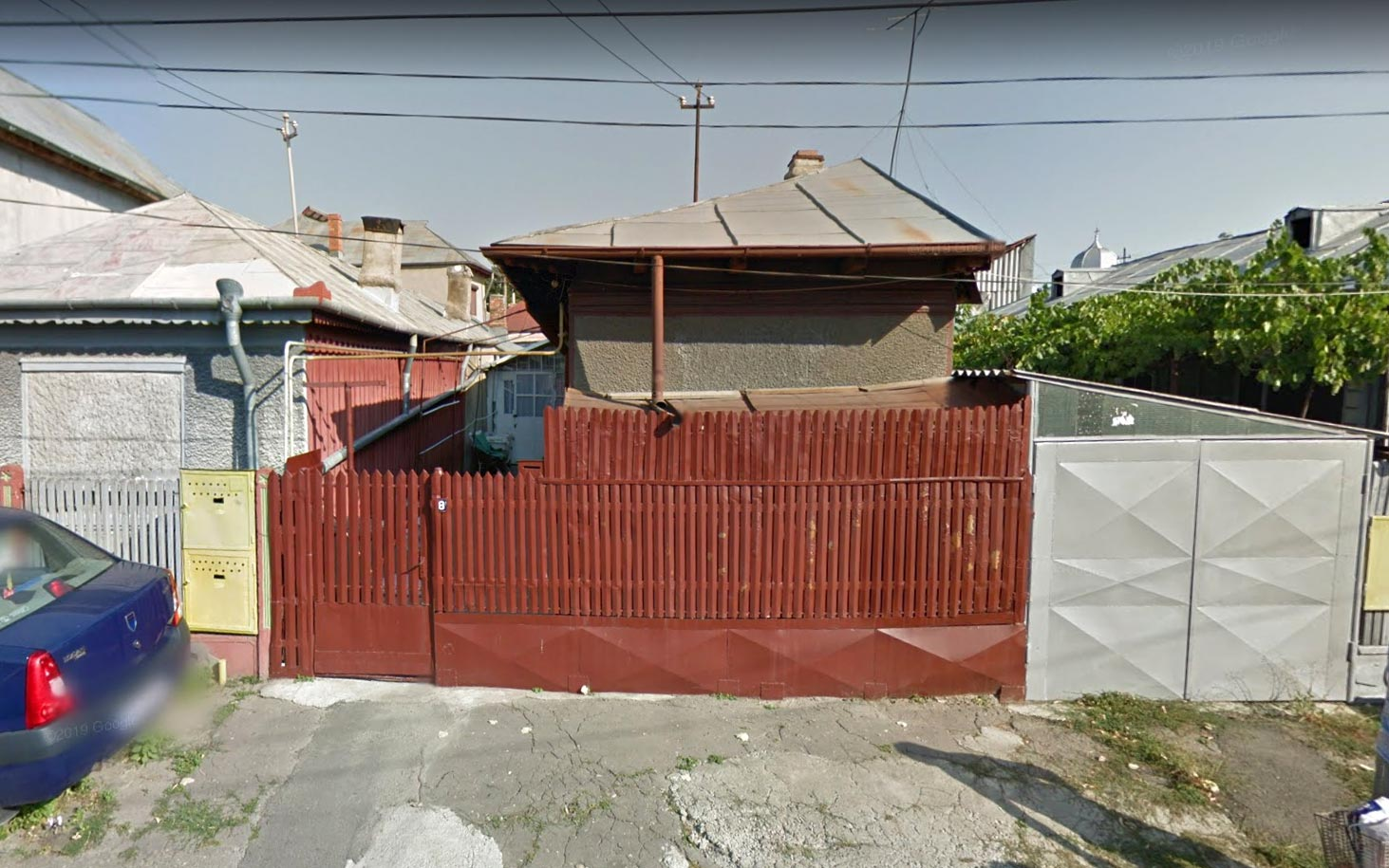 Casa 3 camere, 43,41mp + teren intravilan 124mp, Buzau, jud. Buzau